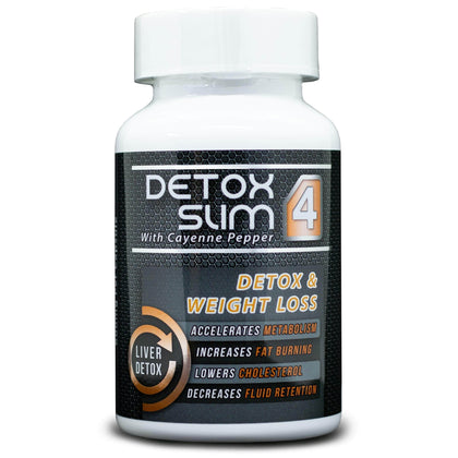 Detox Slim 4 - 90 Caps Snatcher Online Shopping South Africa