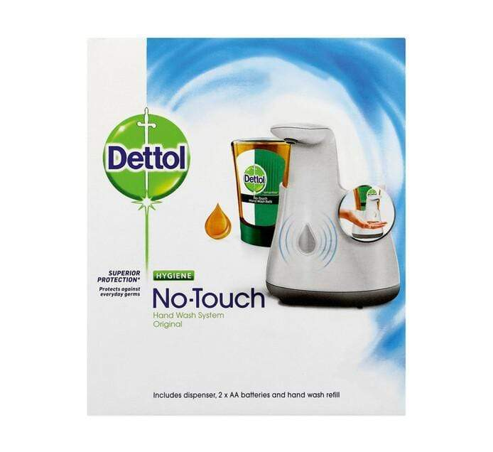 Dettol Hand Wash No Touch Original 250ml Snatcher Online Shopping South Africa