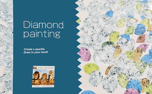 Diamond Dot Painting 50 x 65cm Snatcher Online Shopping South Africa