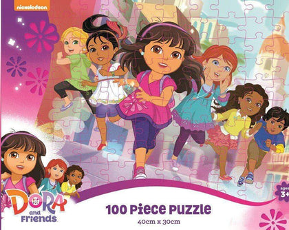 Dora And Friends 100-Piece Puzzle Snatcher Online Shopping South Africa