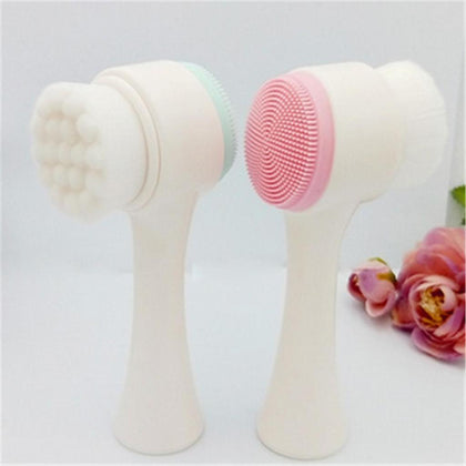 Double Sided Silicone Facial Cleanser Snatcher Online Shopping South Africa