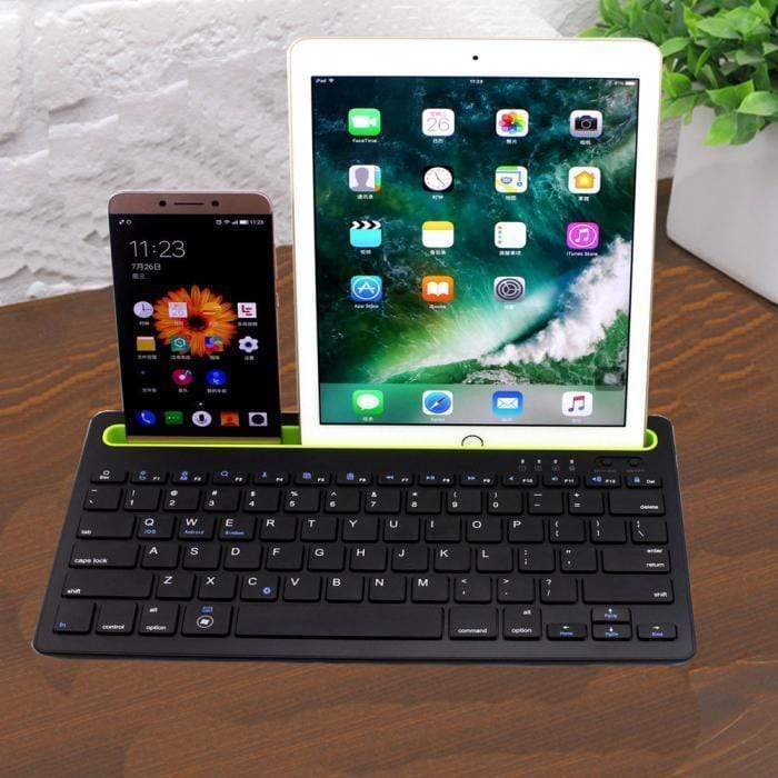 Dual Channel Bluetooth Wireless Keyboard Snatcher Online Shopping South Africa