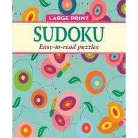 Easy To Read Puzzles_ Sudoku (Butterfly) Snatcher Online Shopping South Africa