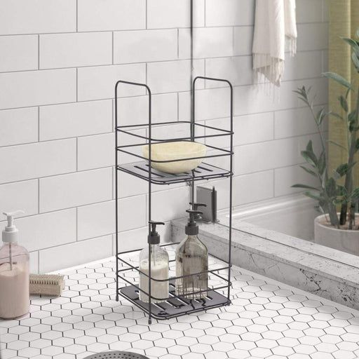 Eco Metal Bathroom Rack With Powder Coating Snatcher Online Shopping South Africa