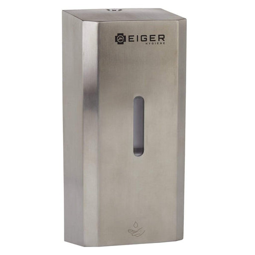 Eiger Hygiene – 1L Stainless Steel Wall Mounted Auto Sanitizer Dispenser Snatcher Online Shopping South Africa