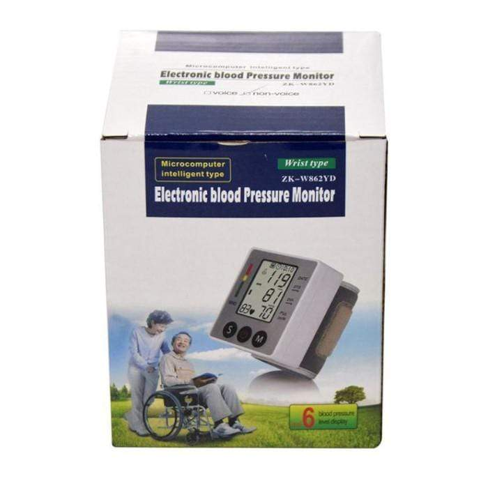 Electronic Blood Pressure Monitor Snatcher Online Shopping South Africa