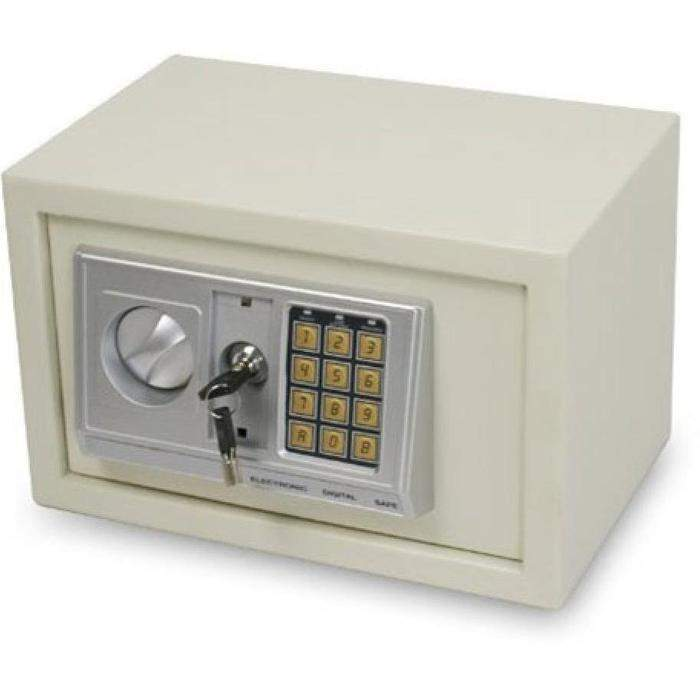 Electronic Safe Medium-Cream Snatcher Online Shopping South Africa