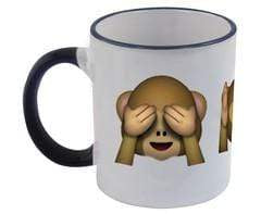 Emoji Hear No Evil - Sublimation Mug Snatcher Online Shopping South Africa