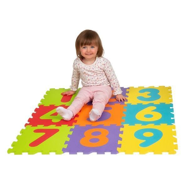 EVA Kids Mats- Numbers/Alphabet Numbers 0-9 Snatcher Online Shopping South Africa