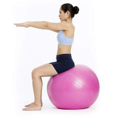 Exercise Ball - BLUE Snatcher Online Shopping South Africa