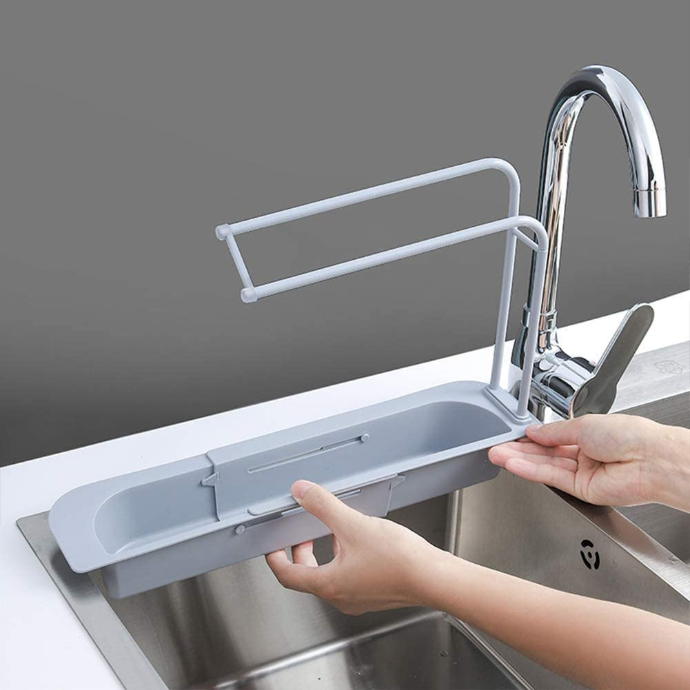Extendable Sink Storage Shelf Snatcher Online Shopping South Africa