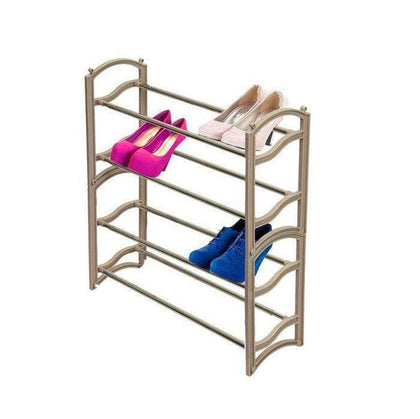 Fine Living Adjustable 4 Tier Shoe rack Snatcher Online Shopping South Africa