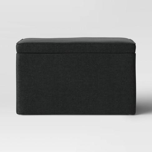 Fine Living Black Storage Ottoman Snatcher Online Shopping South Africa