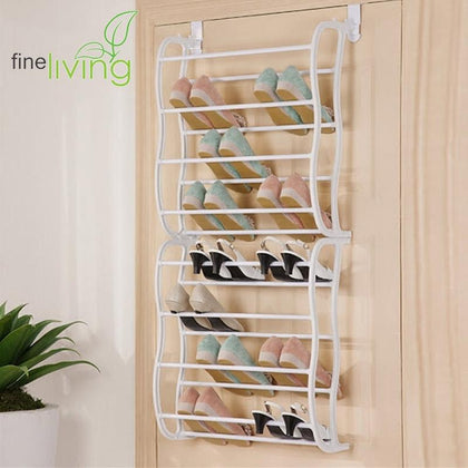 Fine Living Overdoor 8 Tier Shoe Rack Snatcher Online Shopping South Africa