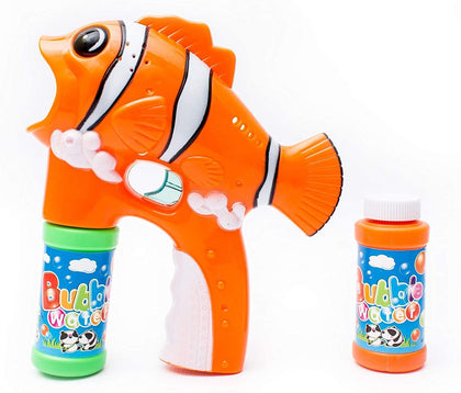Fish Bubble Gun Orange Snatcher Online Shopping South Africa