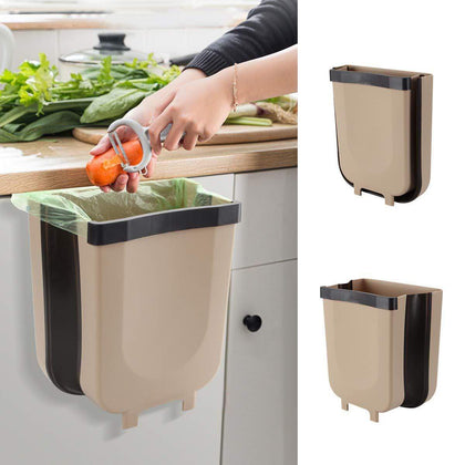 Foldable Multipurpose Hanging Trash Can Snatcher Online Shopping South Africa