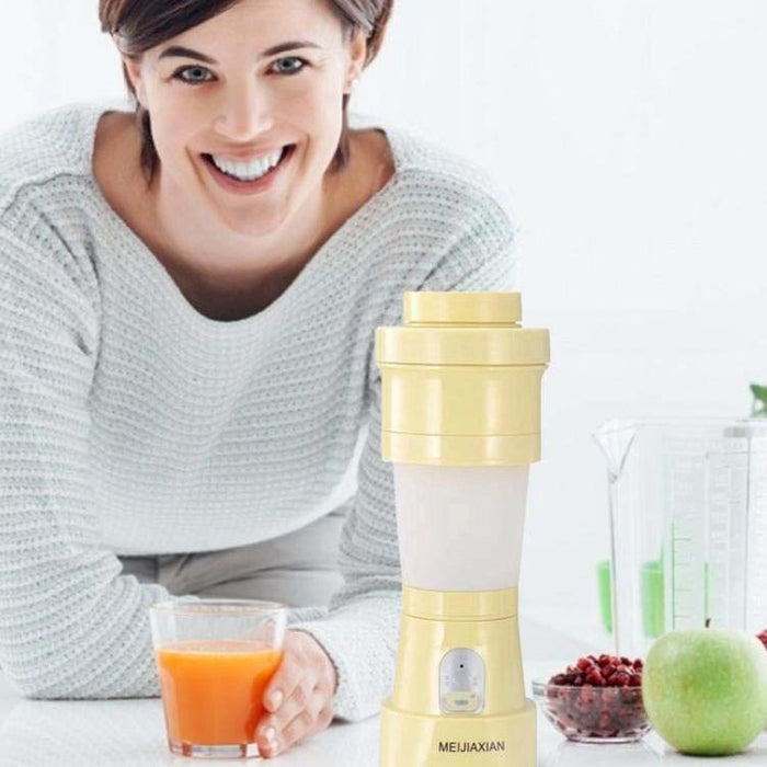 Foldable Portable Blender & Juicer Snatcher Online Shopping South Africa