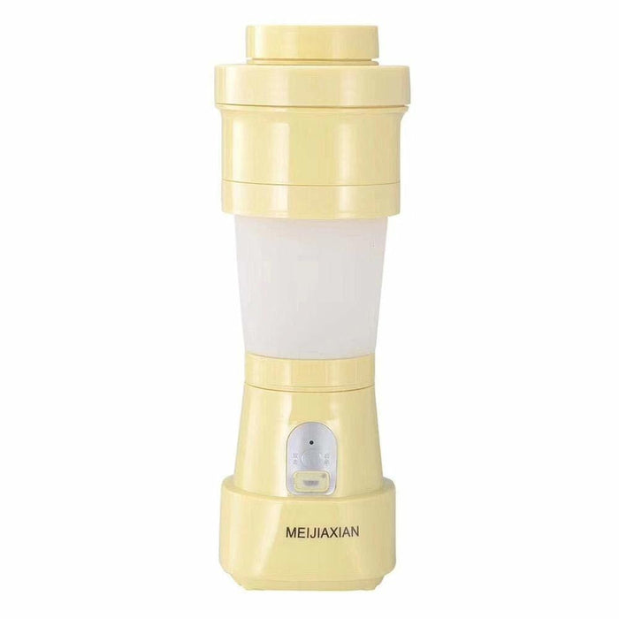Foldable Portable Blender & Juicer Yellow Snatcher Online Shopping South Africa