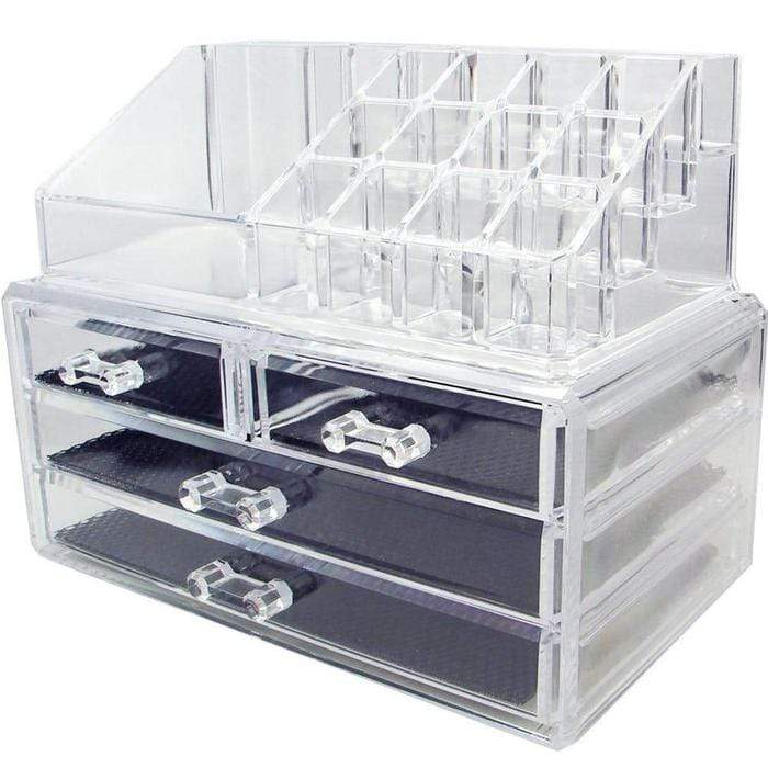 Four Drawer Cosmetic Organizer Snatcher Online Shopping South Africa