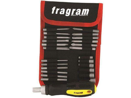 Fragram Screwdriver Set with Holder - 26 Piece Snatcher Online Shopping South Africa
