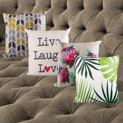 Fun Cotton Printed Cushions Snatcher Online Shopping South Africa