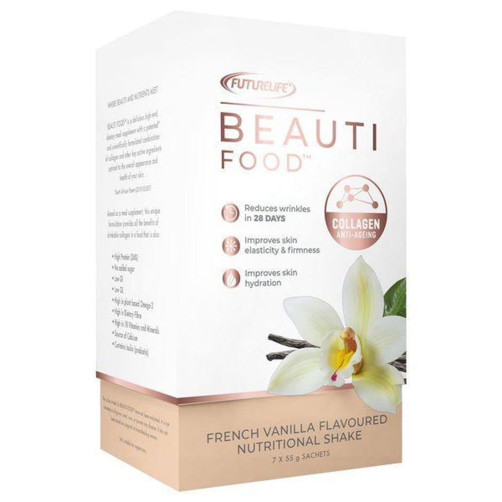 Futurelife Beautifood Nutritional Shake - 7 x 55g Sachets Snatcher Online Shopping South Africa