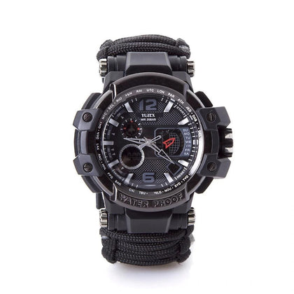 G3 Outdoor Tactical Watch Black Snatcher Online Shopping South Africa