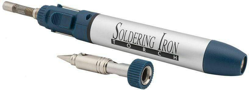 Gas Soldering Iron Burner with Nozzles and Tinol Snatcher Online Shopping South Africa