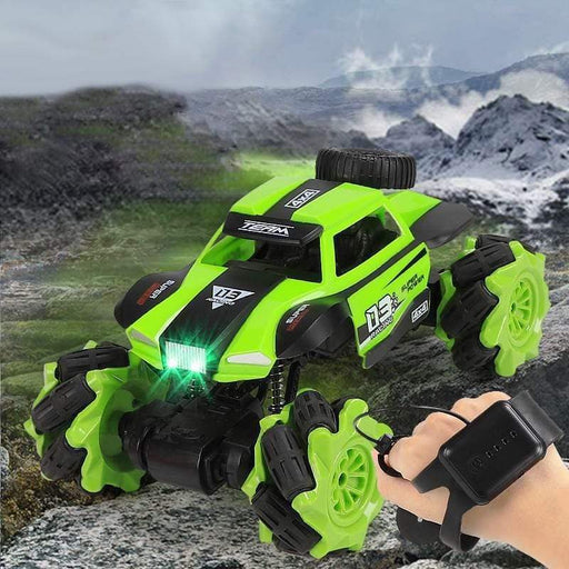 Gesture Control Rock Crawling Remote Control Car Green Snatcher Online Shopping South Africa