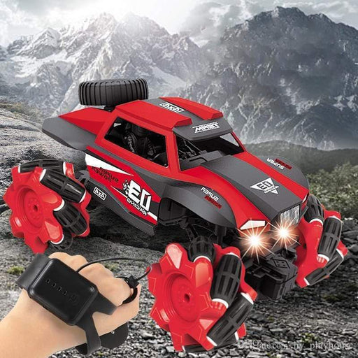 Gesture Control Rock Crawling Remote Control Car Red Snatcher Online Shopping South Africa