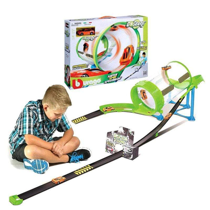 GoGears Super Spin Speedway Playset Snatcher Online Shopping South Africa
