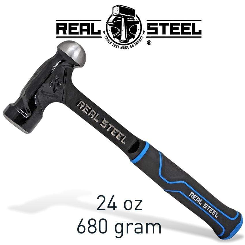 HAMMER BALL PEIN 700G 24OZ ULTRA STEEL HANDLE REAL STEEL Snatcher Online Shopping South Africa