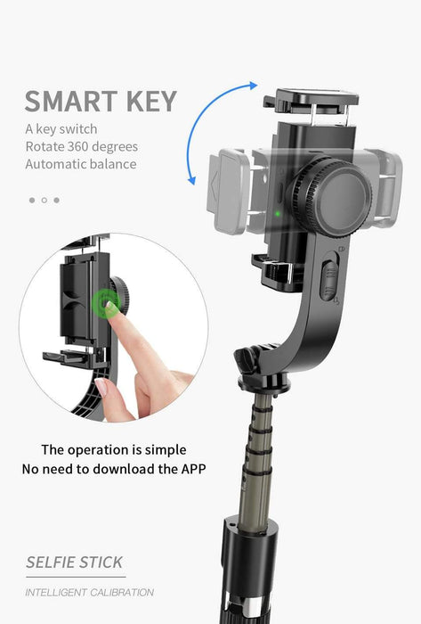 Handheld Gimbal Stabilizer L08 Snatcher Online Shopping South Africa