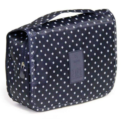Hanging Polka-Dot Toiletry Bag Snatcher Online Shopping South Africa