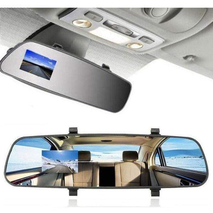 HD Camera Rearview Mirror DVR Snatcher Online Shopping South Africa