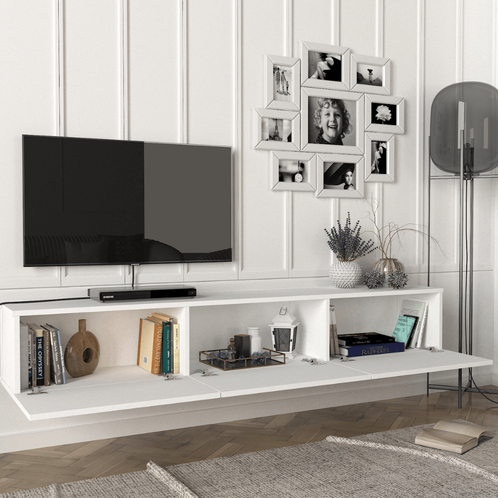 Homemax Damla Floating TV Stand Snatcher Online Shopping South Africa