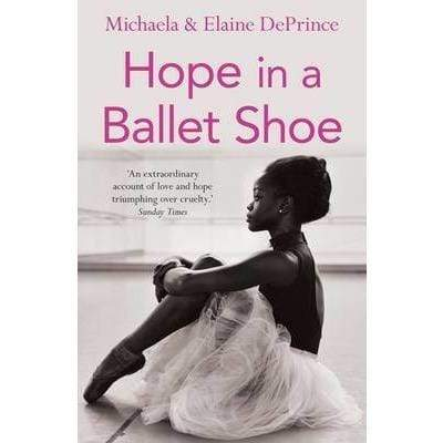 Hope In A Ballet Shoe Snatcher Online Shopping South Africa