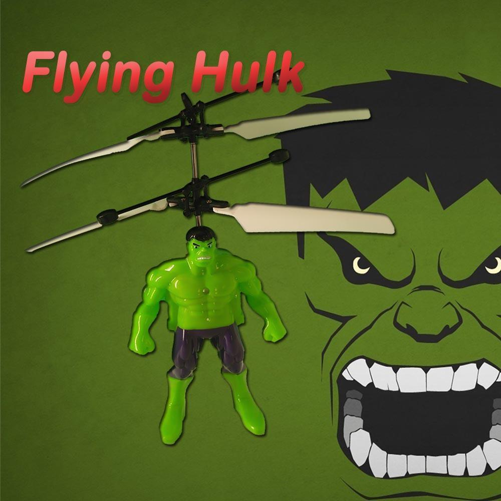 Induction Flying Superheroes Hulk Snatcher Online Shopping South Africa