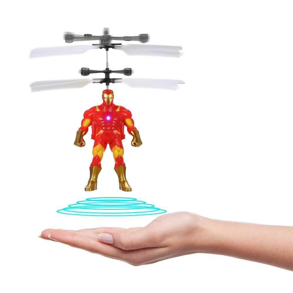 Induction Flying Superheroes Iron Man Snatcher Online Shopping South Africa