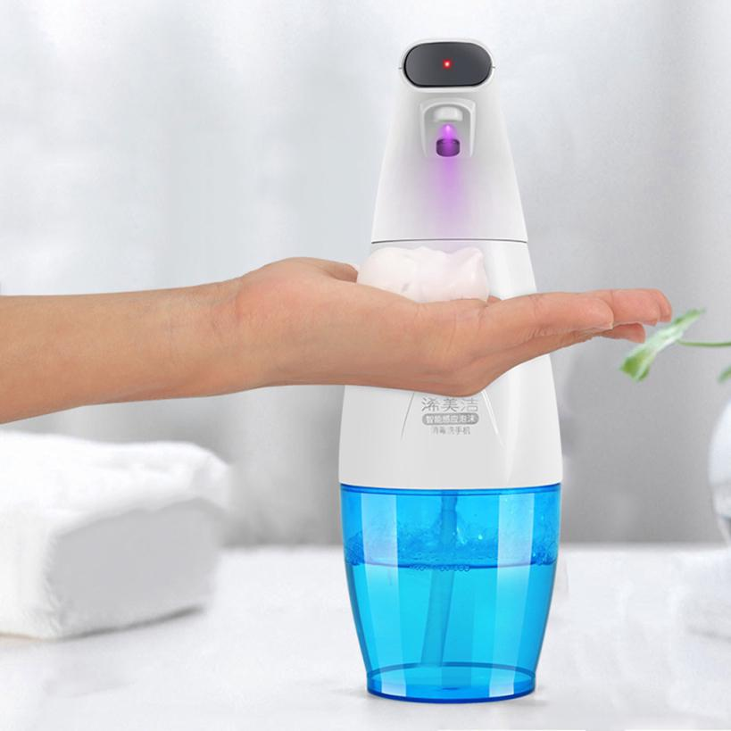 Intelligent Sensor Foam Soap Dispenser Snatcher Online Shopping South Africa