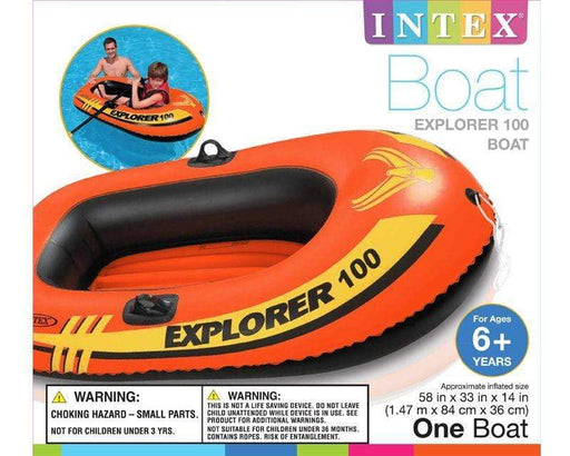 Intex Assorted Explorer Boats Snatcher Online Shopping South Africa