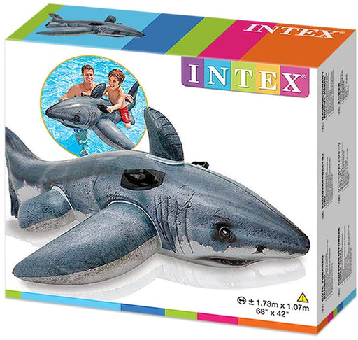 Intex Ride-On Inflatable Shark Snatcher Online Shopping South Africa
