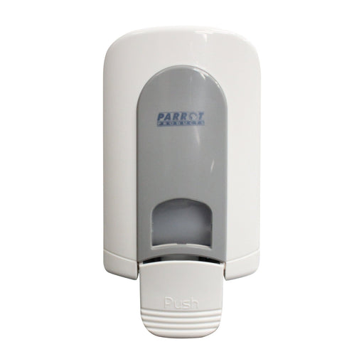 Janitorial Wall Mounted Soap Dispenser (Manual - 500ml - White/Grey - Spray Pump) Snatcher Online Shopping South Africa
