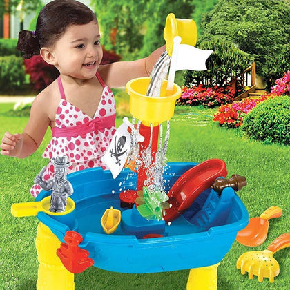 Jeronimo - Pirate Boat Sand & Water Table Snatcher Online Shopping South Africa