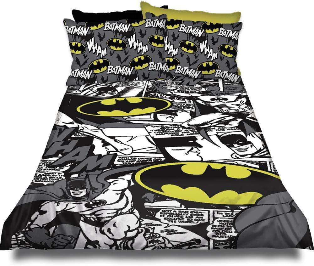Kids Character Duvet Cover Sets Single / Batman Snatcher Online Shopping South Africa