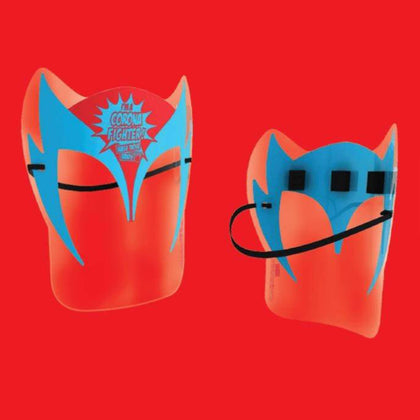 Kids Character Face Shields Super Hero Snatcher Online Shopping South Africa