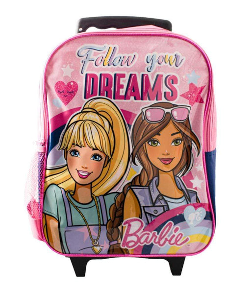 Kids Character Trolley Backpacks Barbie Snatcher Online Shopping South Africa
