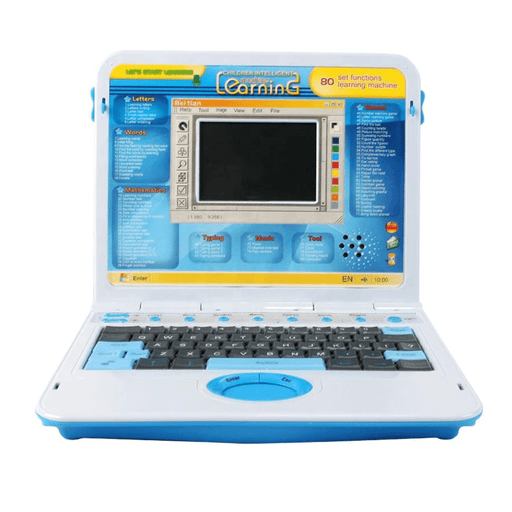 Kids Interactive Learning Laptop Blue Snatcher Online Shopping South Africa
