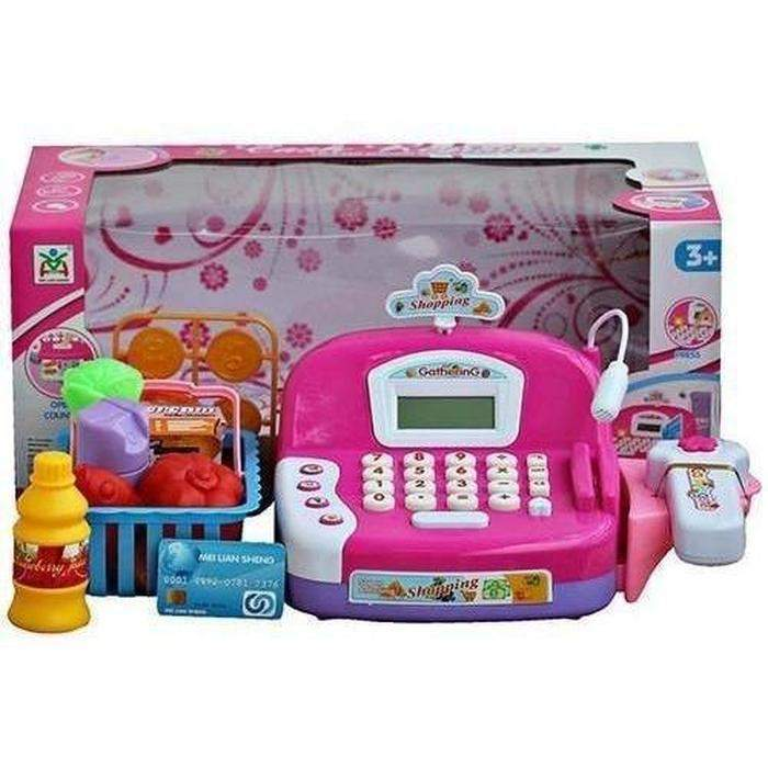Kids Toy Register Play Set Pink Snatcher Online Shopping South Africa