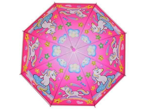 Kids Unicorn 8-Panel Umbrella & Whistle Snatcher Online Shopping South Africa